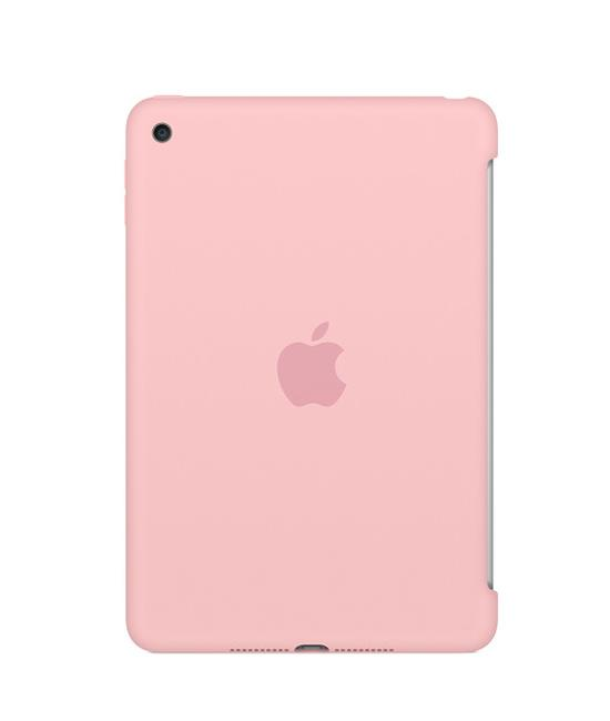 Apple iPad mini 4 Silicone Case - Pink | Tradeline Egypt Apple