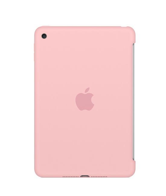 Apple iPad mini 4 Silicone Case - Pink - iPad mini 4 Wi-Fi Cell 16GB Gold accessory Tradeline