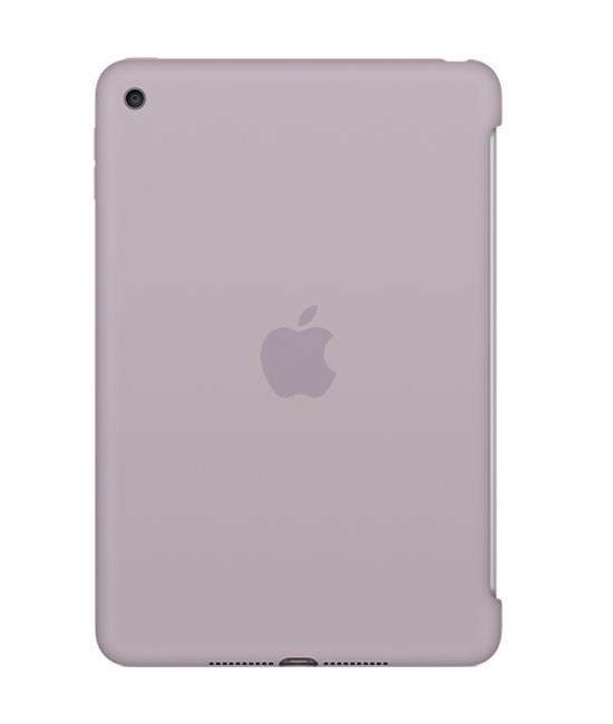 Apple iPad mini 4 Silicone Case - Lavender | Tradeline Egypt Apple