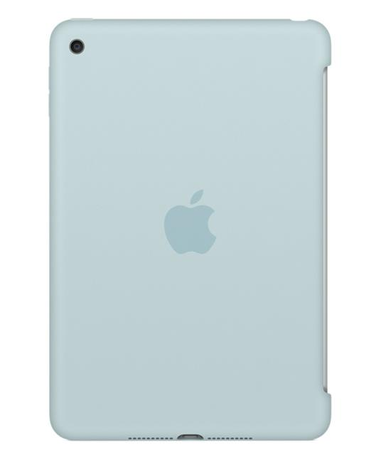 Apple iPad mini 4 Silicone Case - Turquoise | Tradeline Egypt Apple