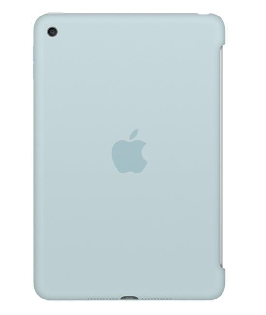 Apple iPad mini 4 Silicone Case - Turquoise - iPad mini 4 Wi-Fi Cell 16GB Gold accessory Tradeline
