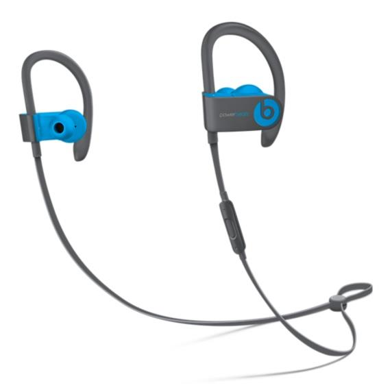 Powerbeats3 Wireless Earphones - Flash Blue | Tradeline Egypt Apple