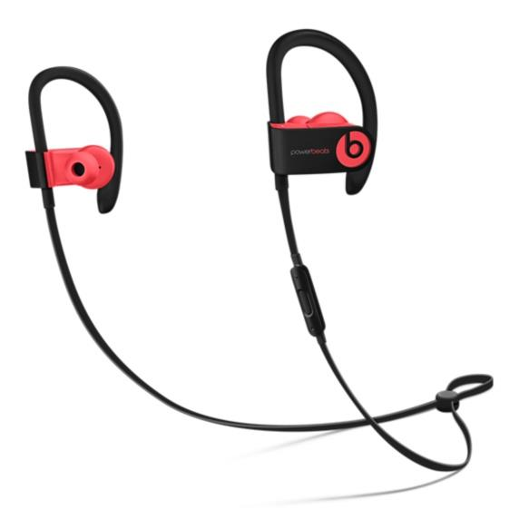 Powerbeats3 Wireless Earphones - Siren Red | Tradeline Egypt Apple