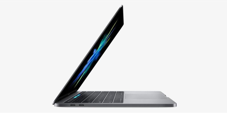 MacBook Pro 13-inch with Touch Bar: 2.9GHz dual-core Intel Core i5, 256GB - Space Grey | A revolutionary new way to use your Mac. Tradeline Apple