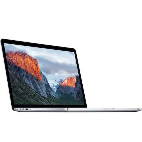 MacBook Pro 15-inch 2.2GHz Quad core Intel Core i7, 256GB - Silver