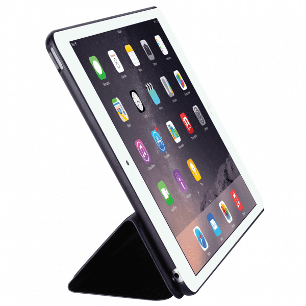 Odoyo Air Coat For iPad Air 2 Black