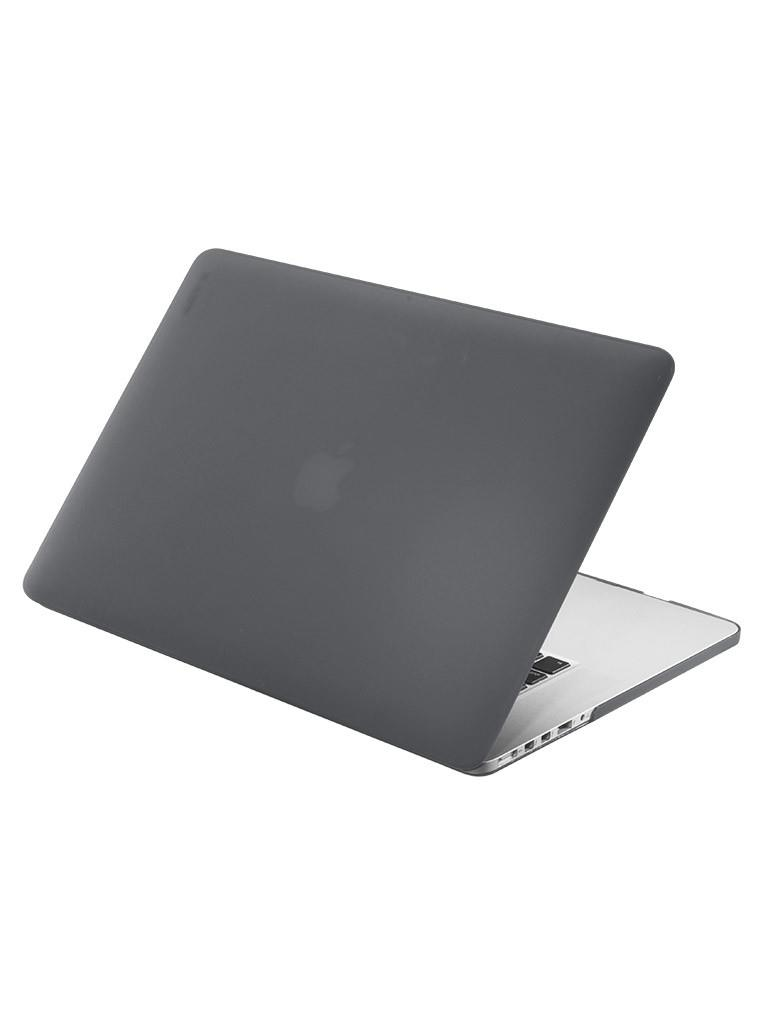 "LAUT HUEX Protective Hard Case for MacBook Pro 13"" With Retina Display Black 