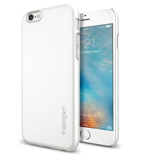 Spigen Air Skin Thin Fit for iPhone 6s Plus/6 Plus | Tradeline Egypt Apple