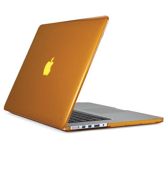 "Speck MacBook Pro 15"" with Retina Display SeeThru Butternut Squash"