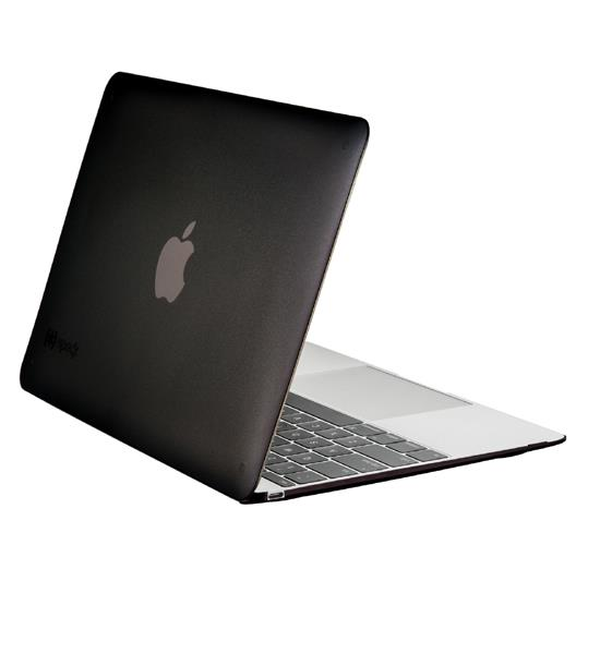 "Speck MacBook 12"" SeeThru Black 