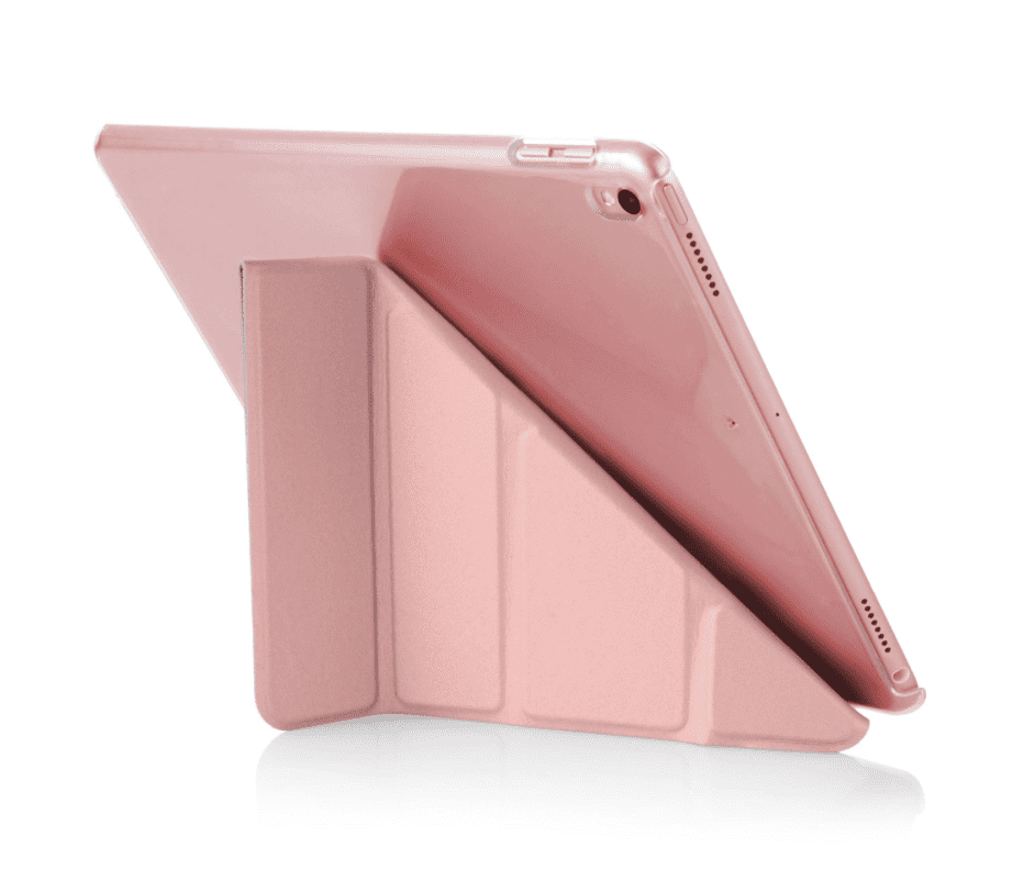 Pipetto Origami Case Ipad Pro 105 Rose Goldclear Tradeline Stores
