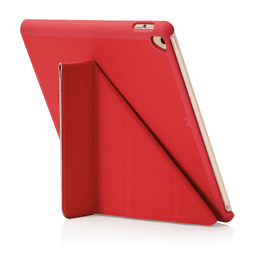 "Pipetto iPad 9.7"" Origami Case - red 