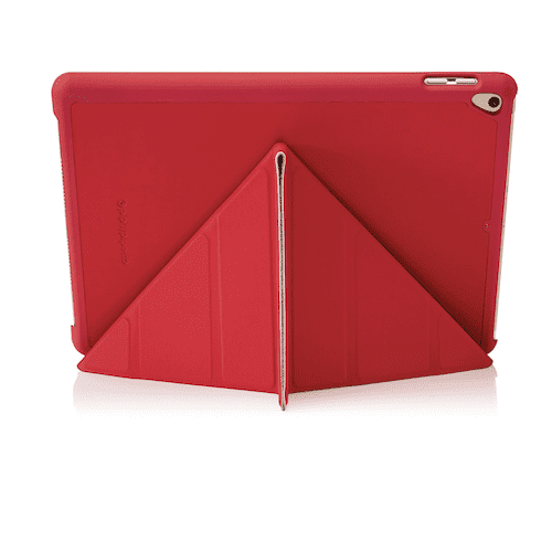 """Pipetto iPad 9.7"""" Origami Case - red"""