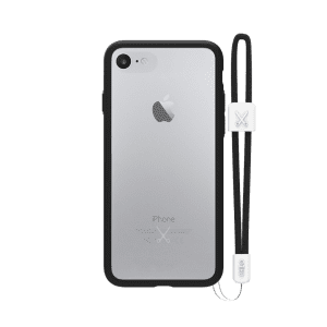 Philo Element Slim Bumper iPhone 7/iPhone 8 - Black