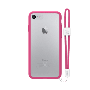 Philo Element Slim Bumper iPhone 7/iPhone 8 - Pink