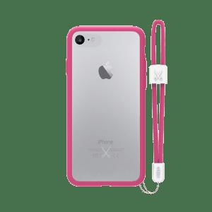 Philo Element Slim Bumper iPhone 7/iPhone 8 - Pink