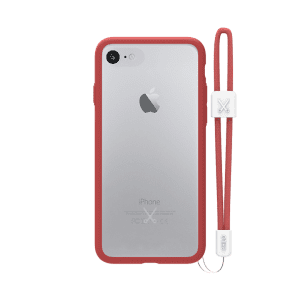 Philo Element Slim Bumper iPhone 7/iPhone 8 - Red