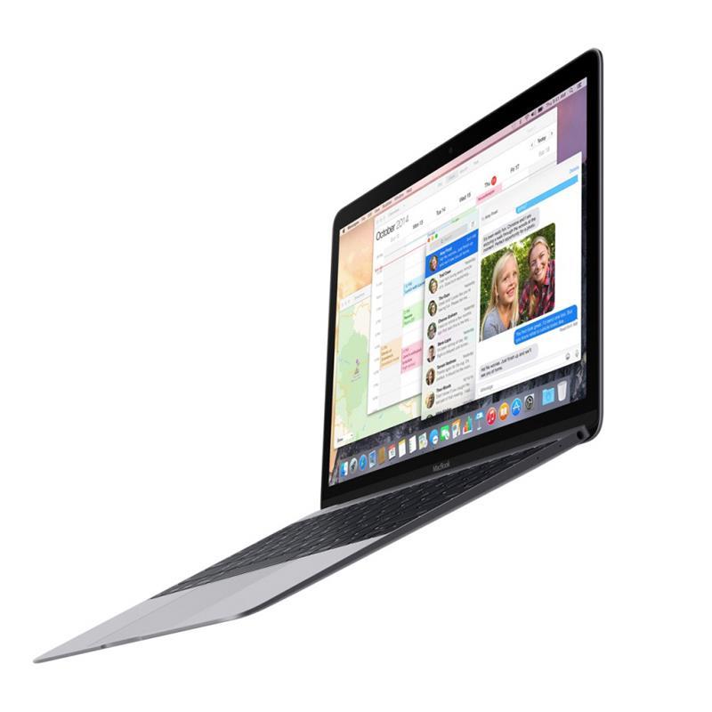 MacBook 12 -inch Retina Core M 1.1GHz/8GB/256GB/Intel HD 5300/Space Grey