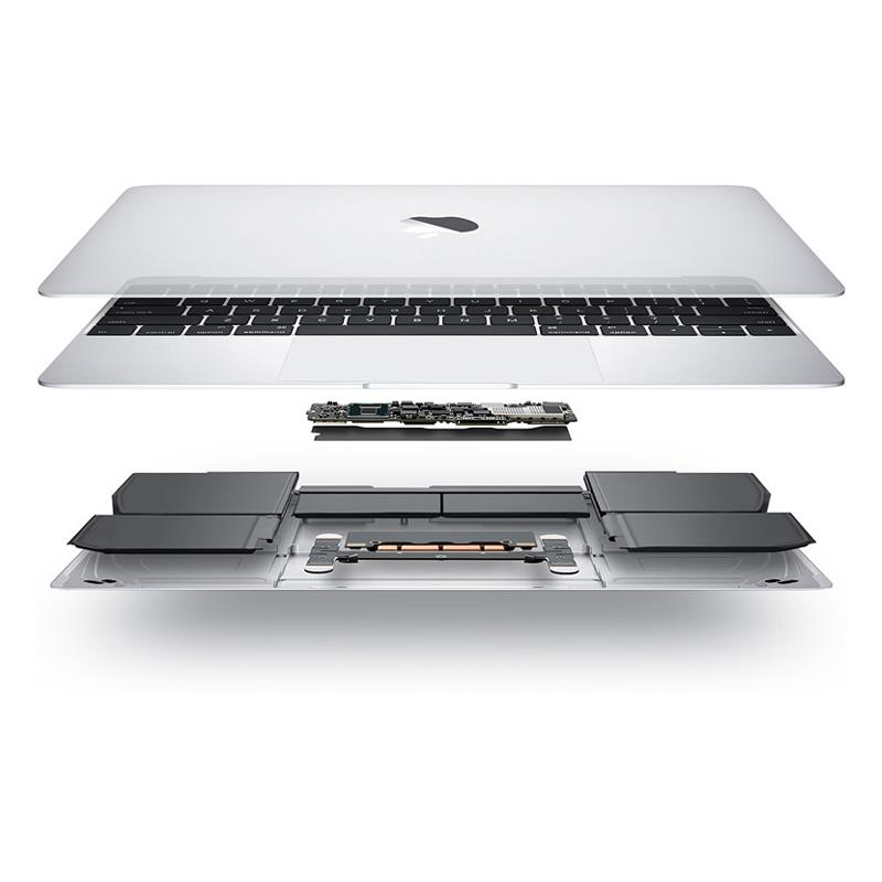 MacBook 12 -inch Retina Core M 1.2GHz/8GB/512GB/Intel HD 5300/Space Grey | ENAHNCED BATTERY Tradeline Apple