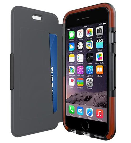 Tech21 Frame Wallet for iPhone 6 Black
