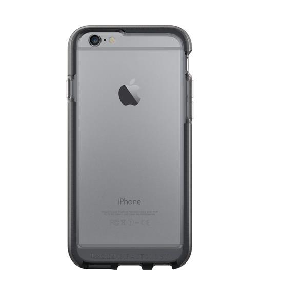 Tech21 Evo Band for iPhone 6 /6S Smokey/Black