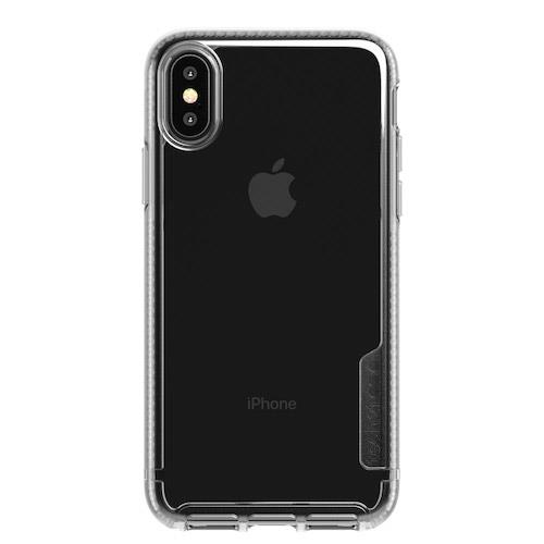 Tech21 Pure Clear for iPhone XS Kenley - Clear | Tradeline Egypt Apple