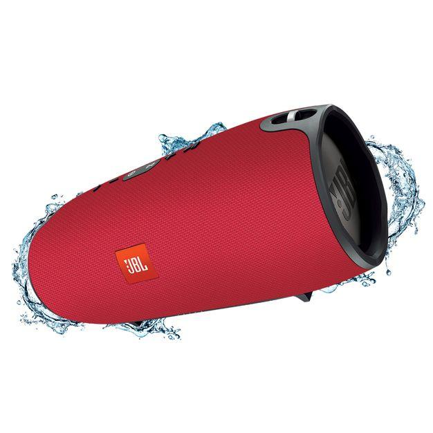 JBL Xtreme Portable Bluetooth Speaker Red | Tradeline Egypt Apple