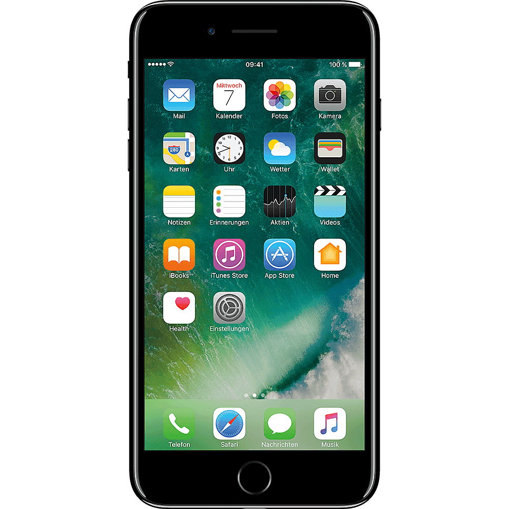 Apple iPhone 7 Plus 128GB Jet Black | Tradeline Egypt Apple