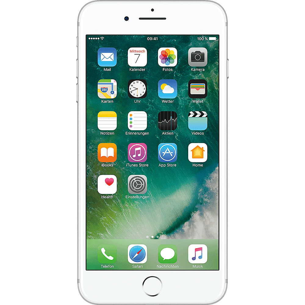 Apple iPhone 7 128GB Silver | Tradeline Egypt Apple ...