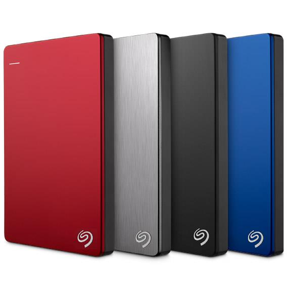 Seagate Backup Plus 500GB Easy Portable Backup for PC/Mac | Tradeline Egypt Apple