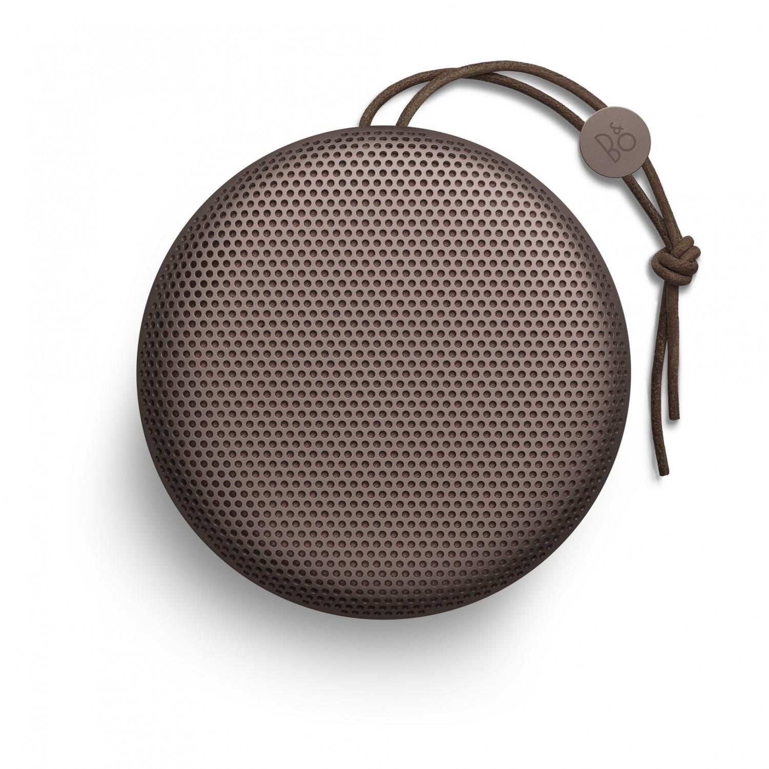 BeoPlay A1 Deep Red - Bluetooth Speaker | Tradeline Egypt Apple