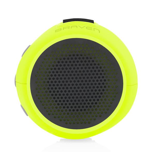 Braven Speaker 105 Electric Green | Tradeline Egypt Apple