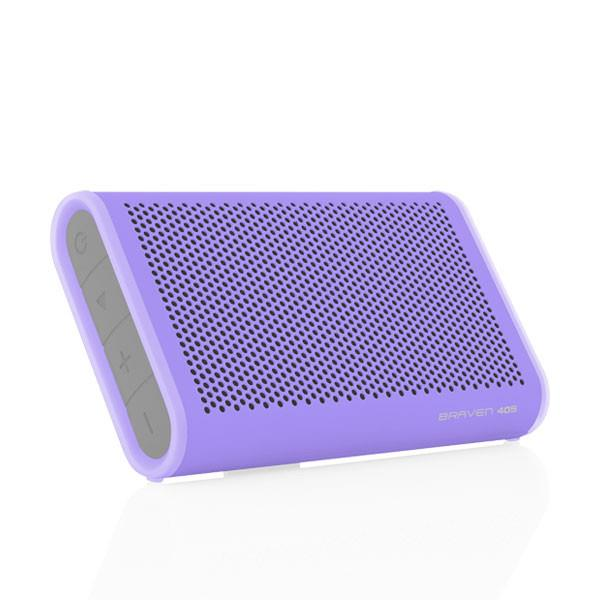 Braven Speaker 405 Periwinkle Blue | IP67 Waterproof Rating Tradeline Apple