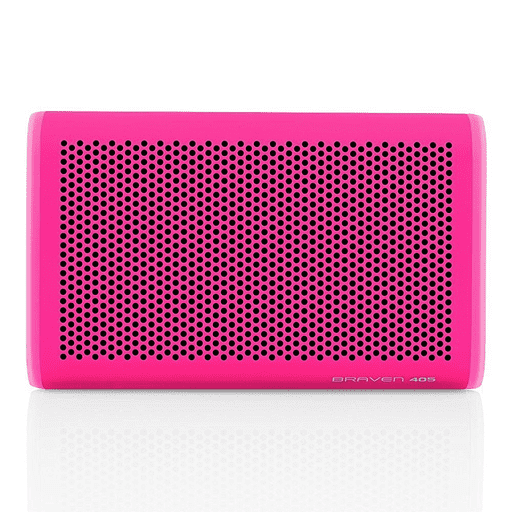 Braven Speaker 405 Raspberry | Tradeline Egypt Apple