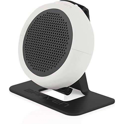 Braven Speaker 105 Alpine White | Versatile Mounting Tradeline Apple