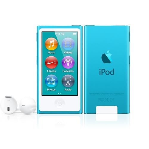 Apple iPod Nano 16GB - Blue | Tradeline Egypt Apple
