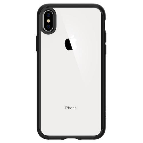 Spigen iPhone XS Max Case Ultra Hybrid Matte Black