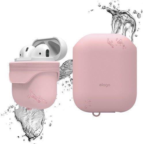 Elago AirPods WaterProof Case Lovely Pink | Tradeline Egypt Apple