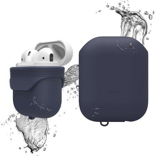 Elago AirPods WaterProof Case Jean Indigo   Tradeline Egypt Apple