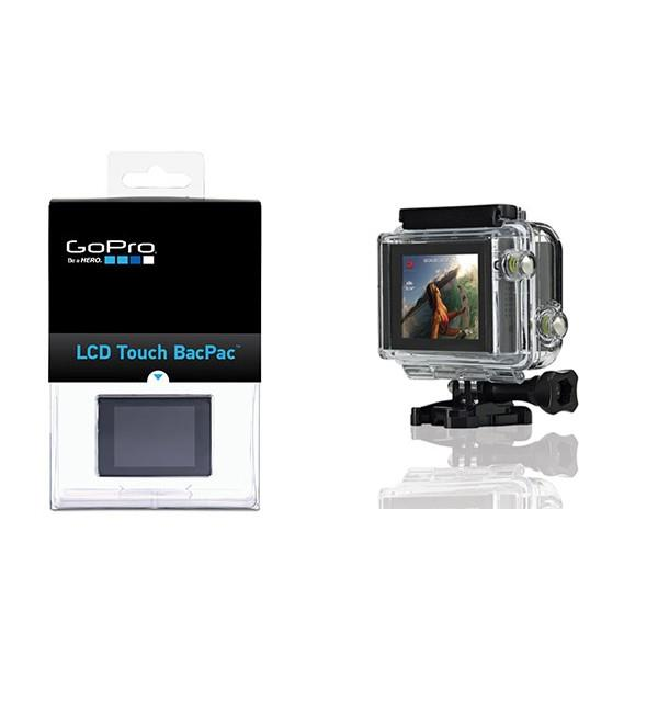 GoPro LCD Touch BacPac | Seamlessly attaches to the back of your GoPro Tradeline Apple