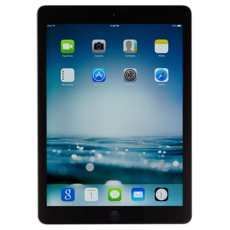iPad Air Wi-Fi 16GB Space Gray | Tradeline Egypt Apple