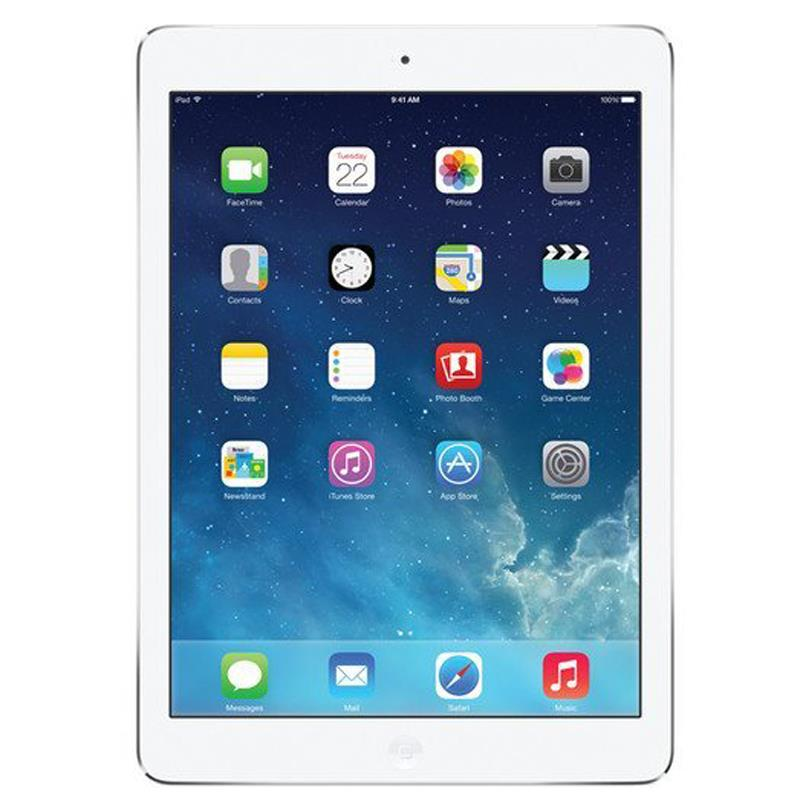 iPad Air Wi-Fi Cell 16GB Silver | Tradeline Egypt Apple