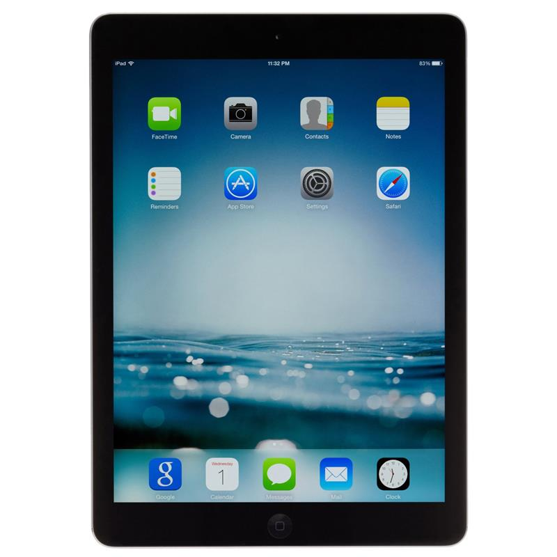iPad Air Wi-Fi Cell 16GB Space Gray | Tradeline Egypt Apple