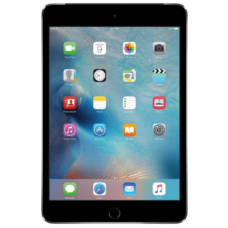 iPad mini 4 Wi-Fi Cell 16GB Space Gray | Tradeline Egypt Apple