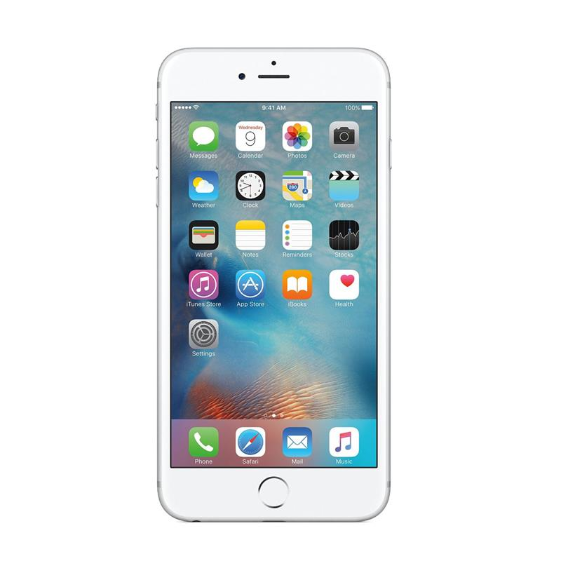 iPhone 6s Plus 128GB Silver | Tradeline Egypt Apple