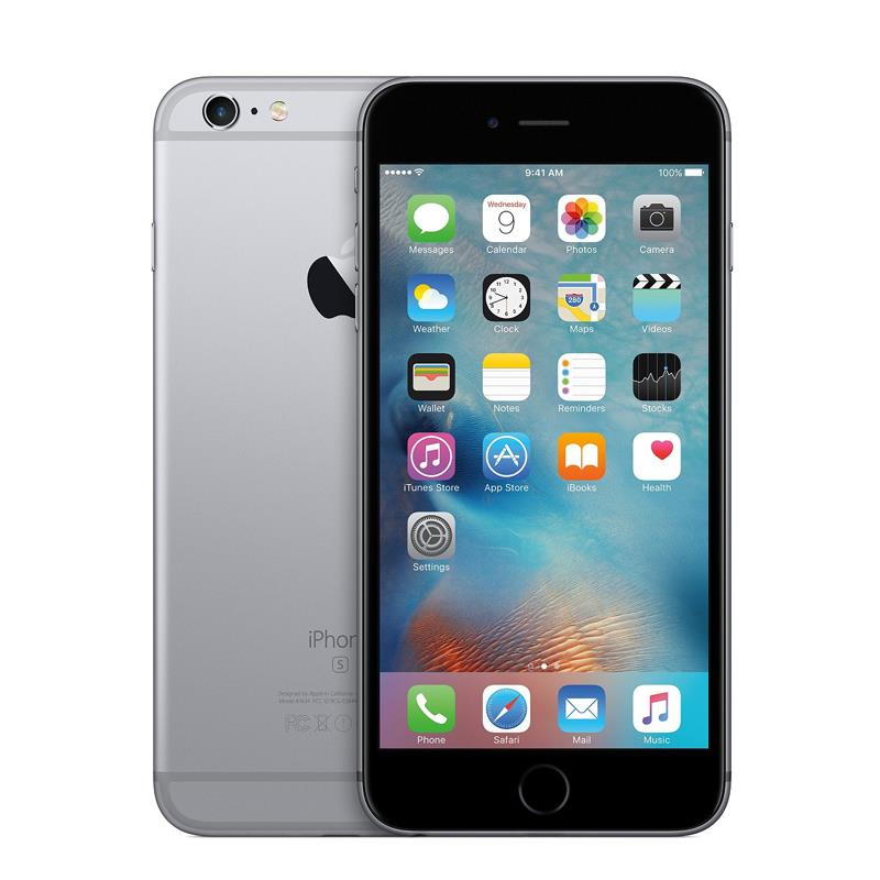iPhone 6s Plus 32GB Space Gray | 64-BIT DESKTOP-CLASS ARCHITECTURE Tradeline Apple