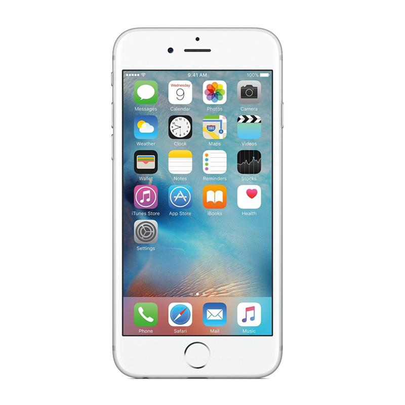 iPhone 6s 128GB Silver | Tradeline Egypt Apple
