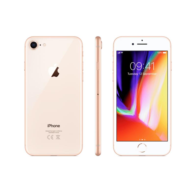 Apple iPhone 8 64GB Gold | Power Efficiency Tradeline Apple