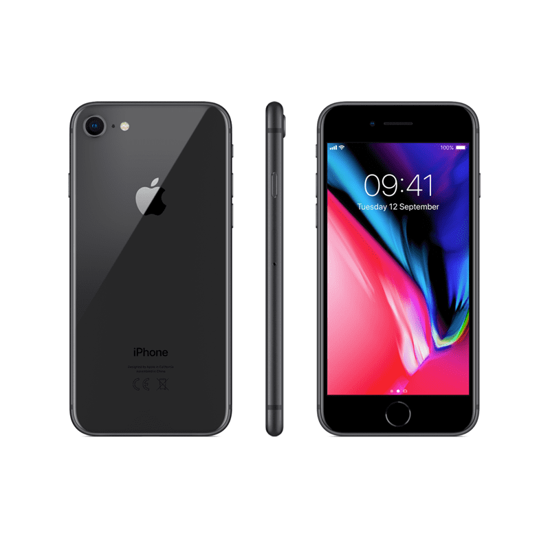 Apple iPhone 8 64GB Space Grey | Power Efficiency Tradeline Apple