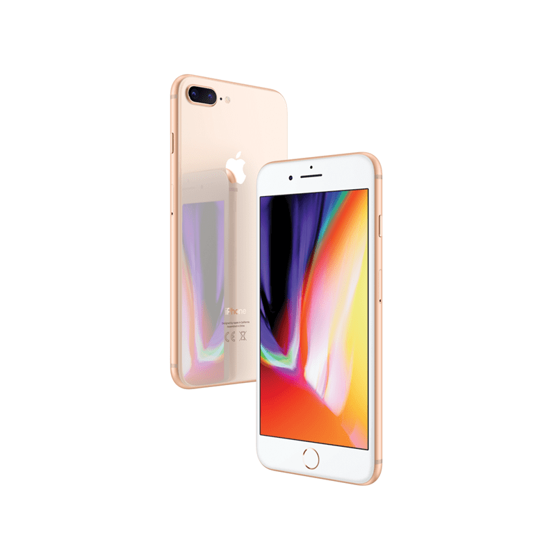 Apple iPhone 8 Plus 64GB Gold | Tradeline Egypt Apple